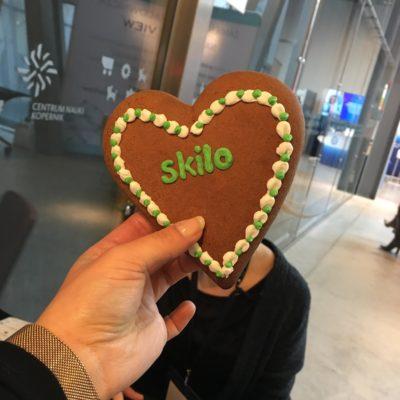 Skilo cookie at Kongres Kadry