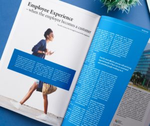 Outsourcing&More magazine article