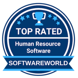 Skilo awarded TOP RATED Human Resource Software