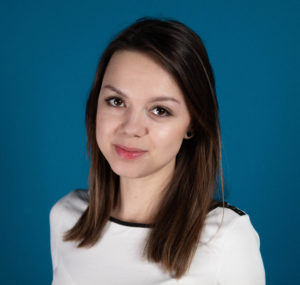 Sylwia Golas, the author