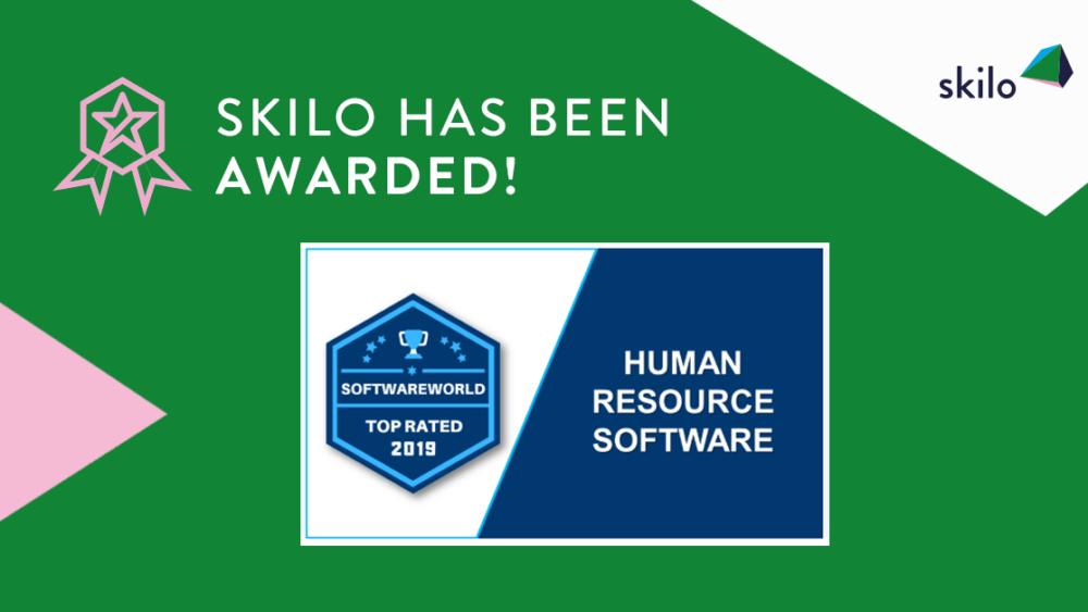 Skilo awarded Top Rated award